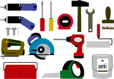 Props and tools (DYI)