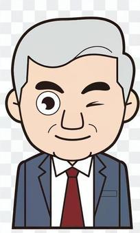 President (wink)