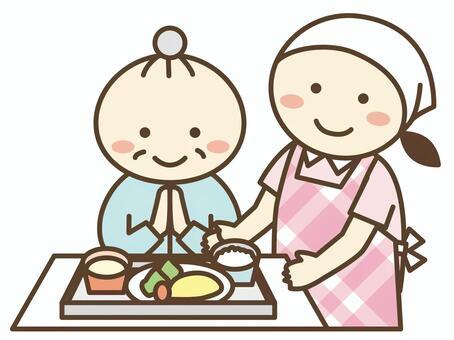 營養師/廚師/烹飪人員/廚房人員