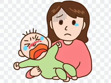 寶寶每晚哭泣