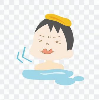 人们洗澡03