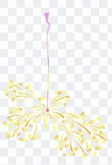 季節性明信片 [夏日煙火]