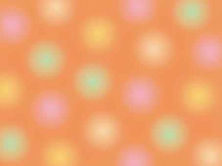 Motty波爾卡圓點圖案背景2