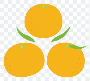 橘子圖標1