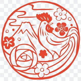 酉壽版畫/朱