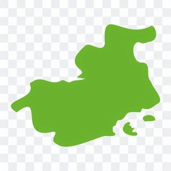 神戸市:地方地図