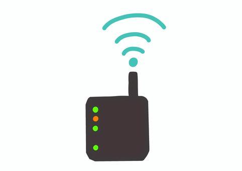 Wi-Fi圖