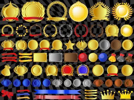 Medals / Emblems