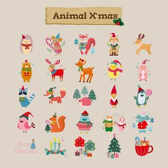 Animal Xmas