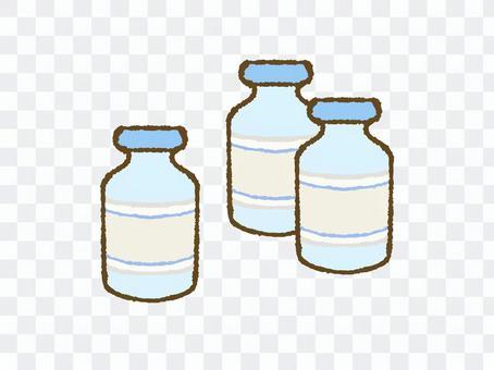 一小瓶疫苗