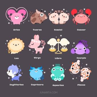 Cute constellations