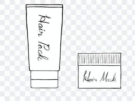 護髮簡單瓶系列