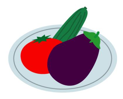 蔬菜茄子,番茄,黃瓜