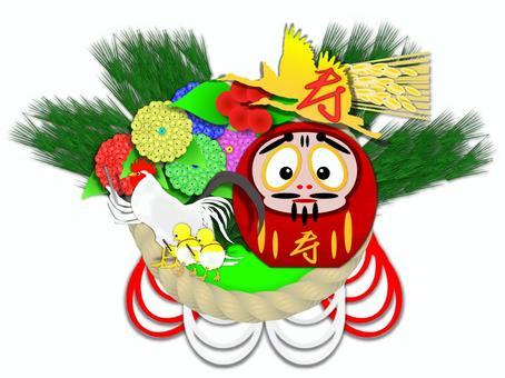 New Year Decoration 006