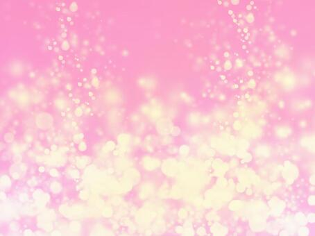 Romance shower / pink color difference