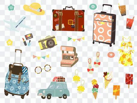 旅行 女子旅