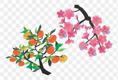 Sakura Fusuma