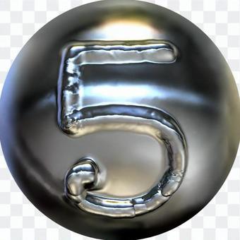 金屬球體-5