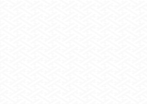 白色日本圖案背景鏤空紗綾