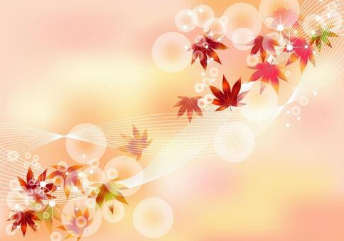 가을 무늬 단풍 4