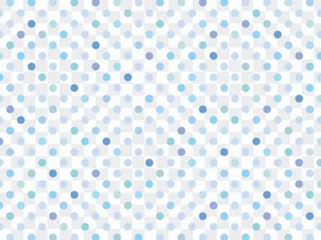 """圓點3""""藍"""""""