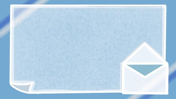 Letter letter set background
