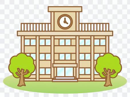 小學插圖material_vector