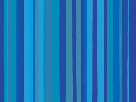 藍色的不同寬度的手寫條紋