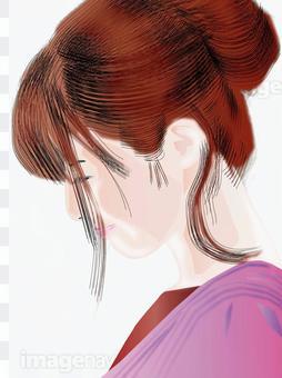 Women's profile profile series 13