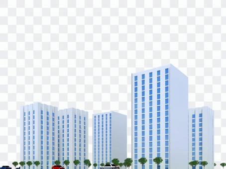 Skyscraper block-2