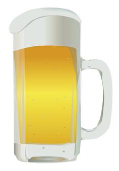 Beer in summer