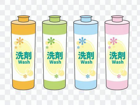 洗碗碟洗滌劑