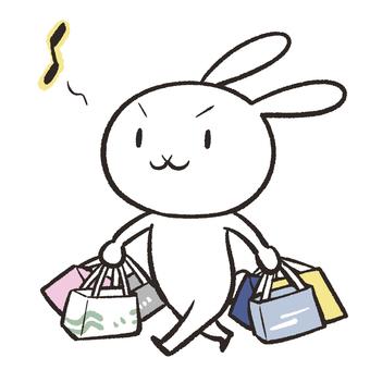 Rabbit to shop