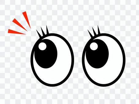 Eye, eyeball