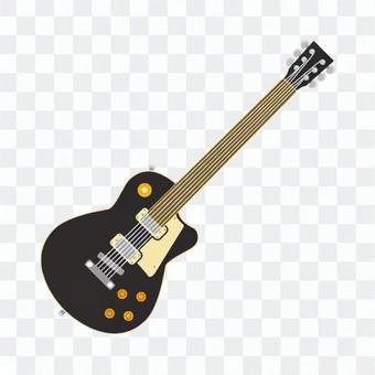 電吉他黑色