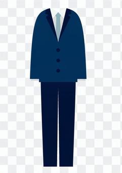套裝(海軍藍)