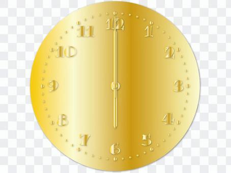 鐘錶盤(星期五)
