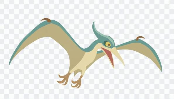 翼龍顏色1