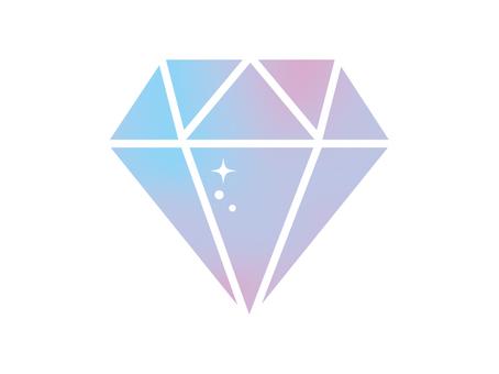 大きい宝石ダイヤ