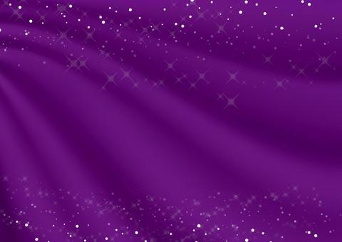 懸垂式窗簾(明亮和閃爍的星星)