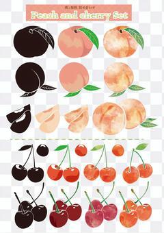 什錦桃和佐倉豌豆