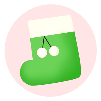 Christmas boots icon 2