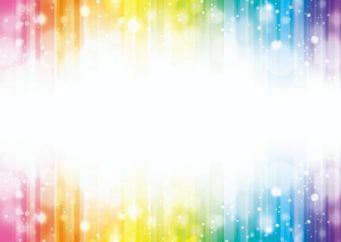 彩虹色背景11