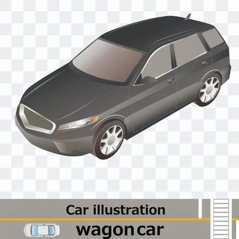 汽車微型旅行車