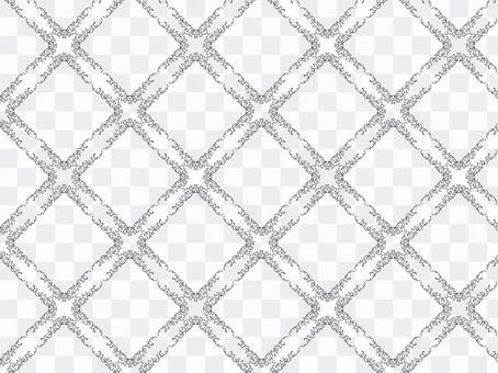 仿古花紋pattern灰色派