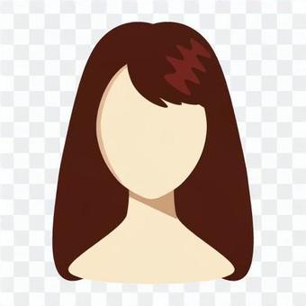 假髮髮型圖片