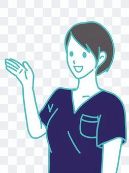 護士護士信息擦洗海軍