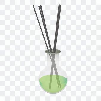 蘆葦擴散器(綠色)