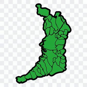Japan Map Osaka 05