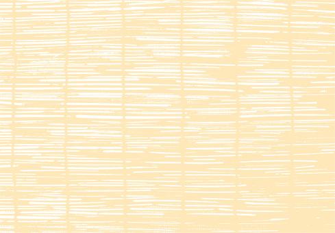 夏季,竹簾、竹簾、皮影、傳統、背景畫等。